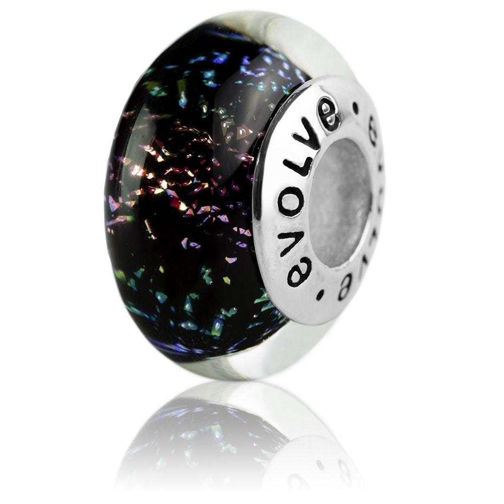 Tekapo Night Sky Glass Charm - Global Culture