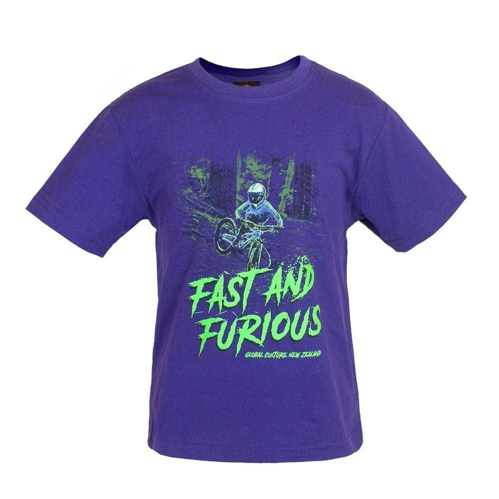 Fast and Furious Kids T-Shirt - Global Culture