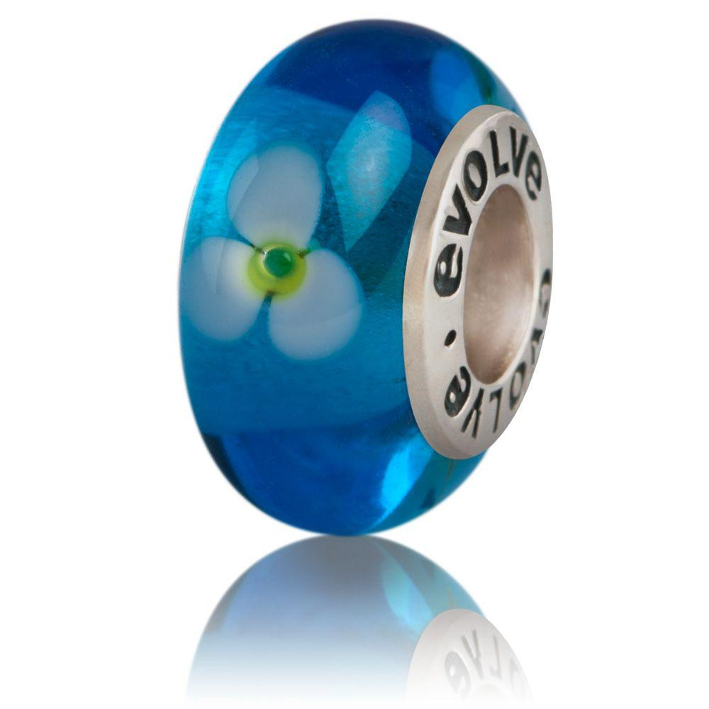 Bay Of Islands Glass Charm - Global Culture