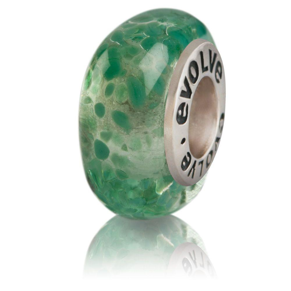 Hanmer Springs Glass Charm - Global Culture