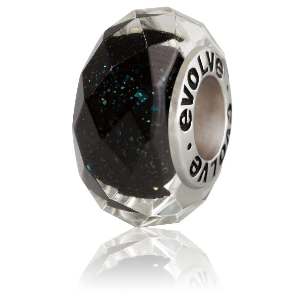 New Zealand Glass Charm - Global Culture