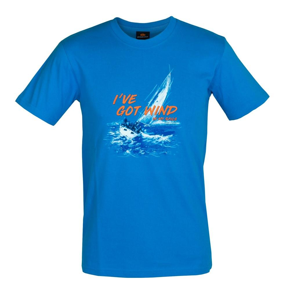 I've got wind Mens T-Shirt - Global Culture