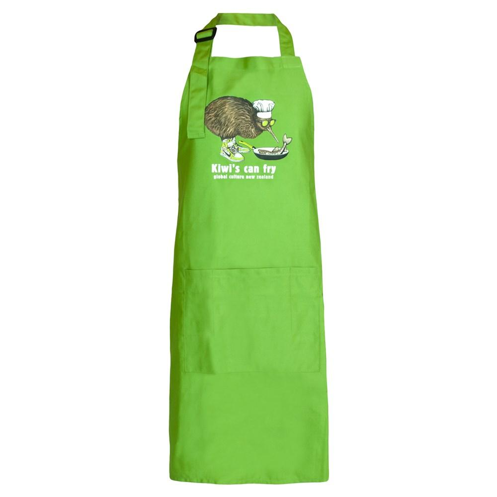 Kiwi Chef Apron - Global Culture