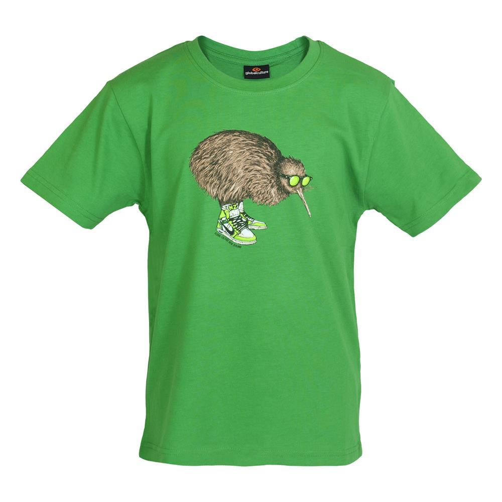 Load image into Gallery viewer, Kool Kiwi II Kids T-Shirt - Global Culture