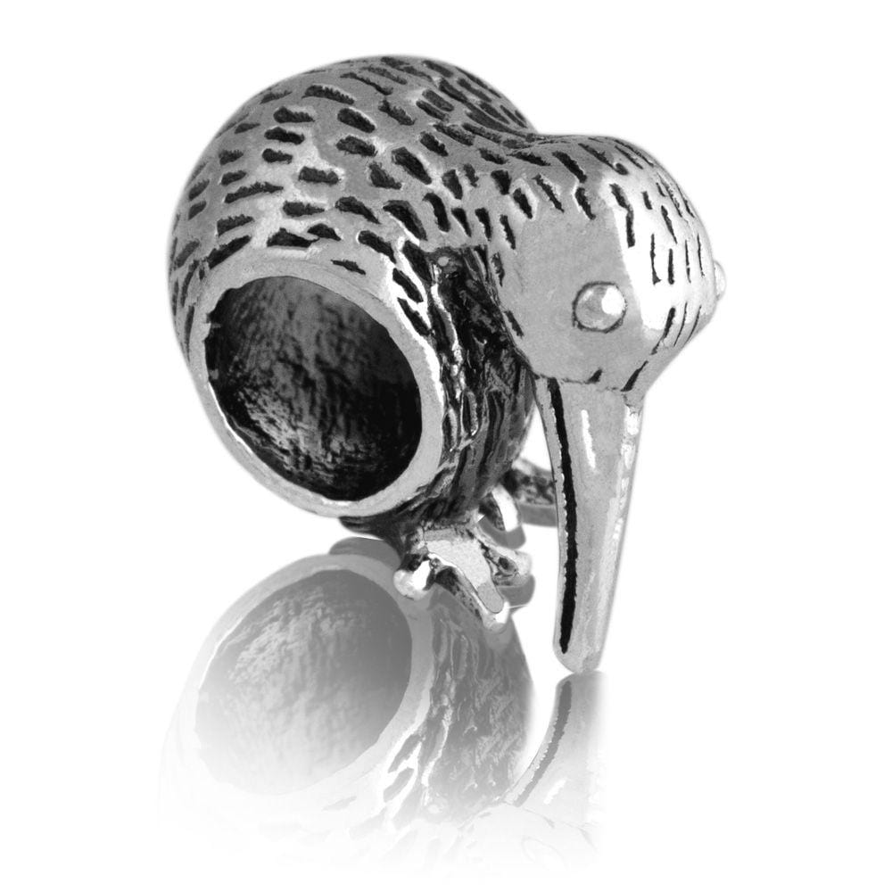 Load image into Gallery viewer, Kiwi Baby Silver Charm - Global Culture