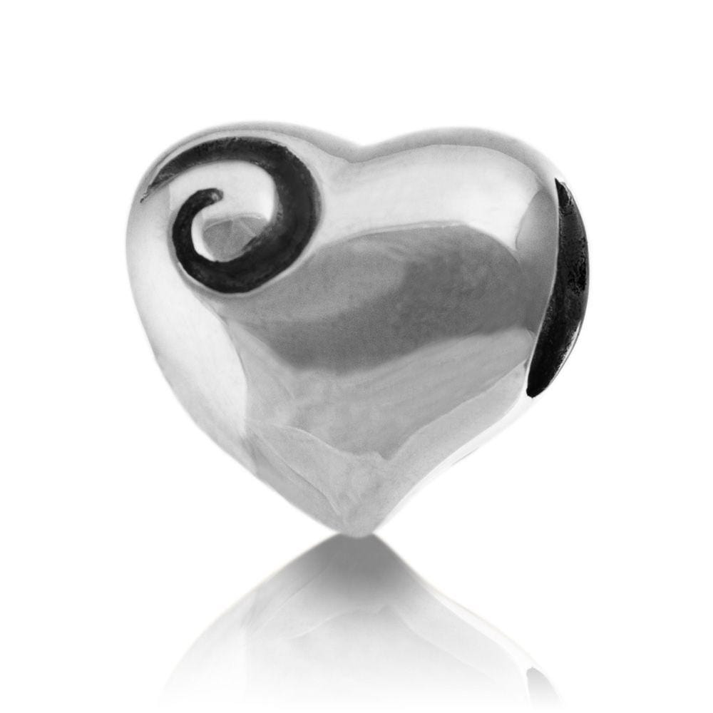 Aotearoa's Heart Silver Charm - Global Culture