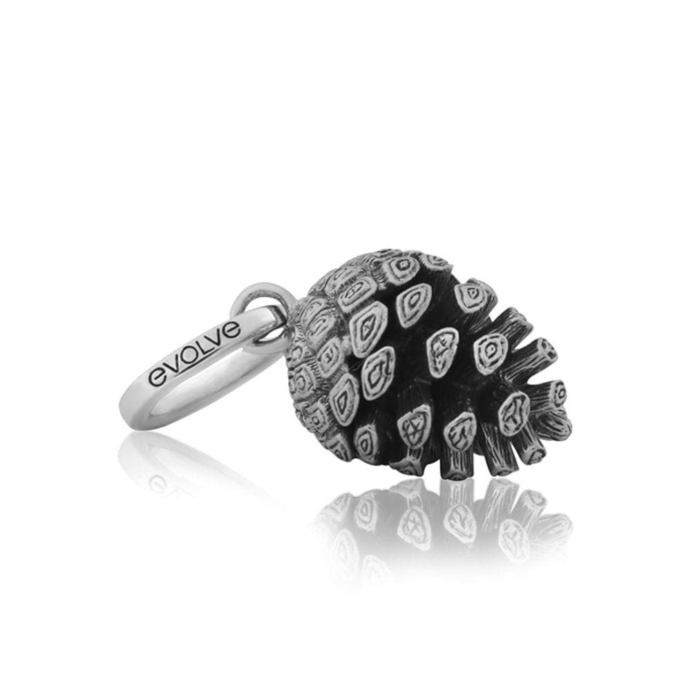 NZ Pinecone (Independence & Intuition) Dangle Charm - Global Culture