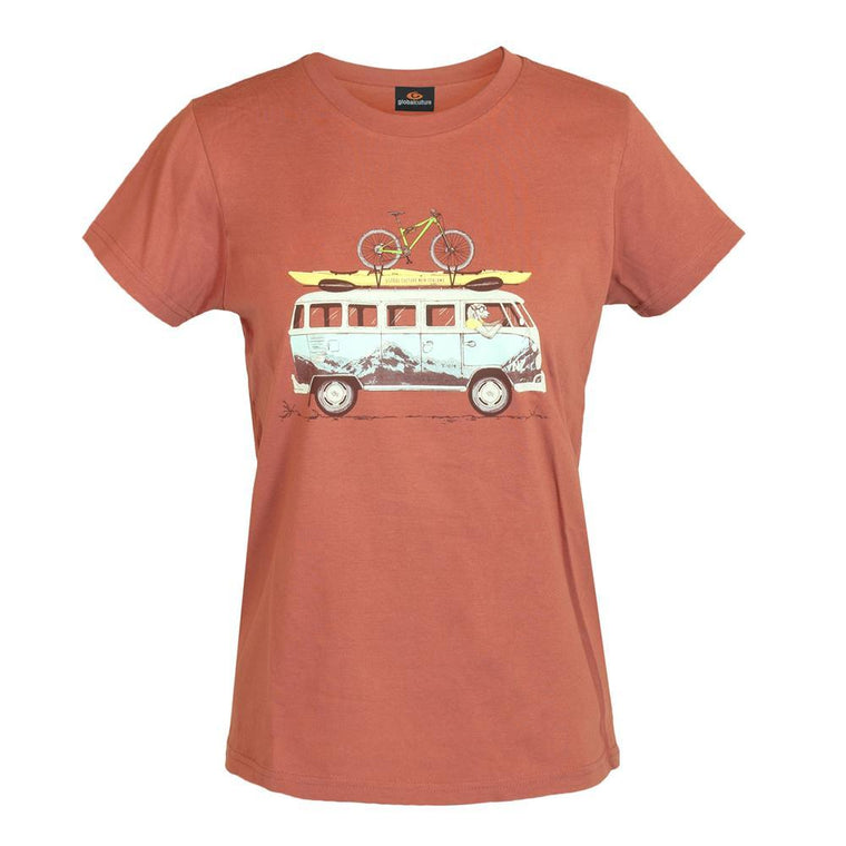 Kombi Holiday II Womens T-Shirt