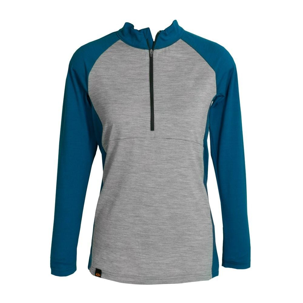 Load image into Gallery viewer, Merino 1/4 Zip Womens