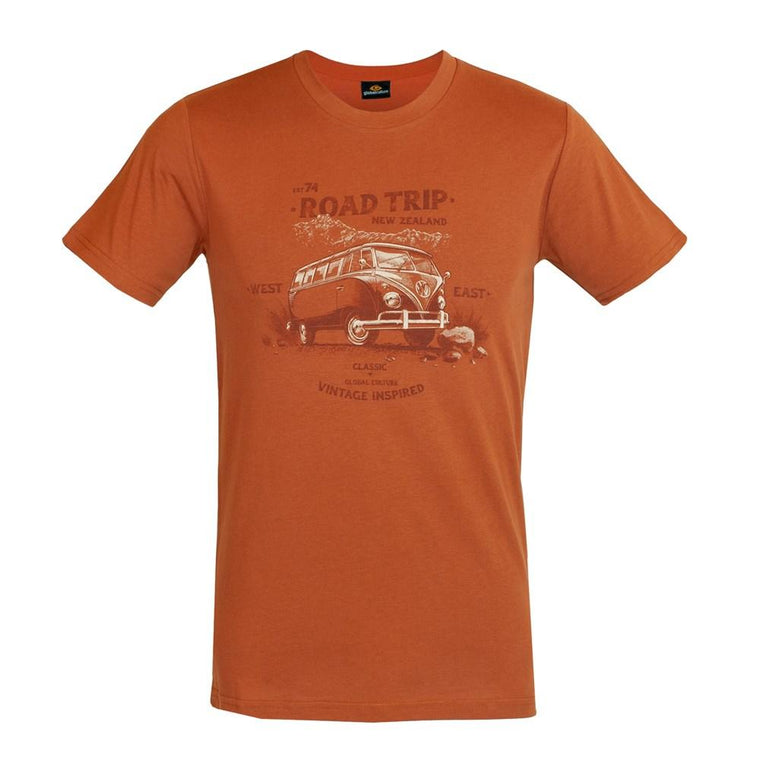 NZ Road trip Mens T-Shirt