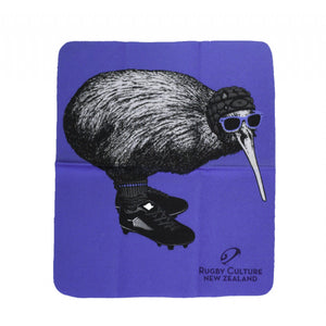 RC Rugby Kiwi Cleaning Cloth - Global Culture