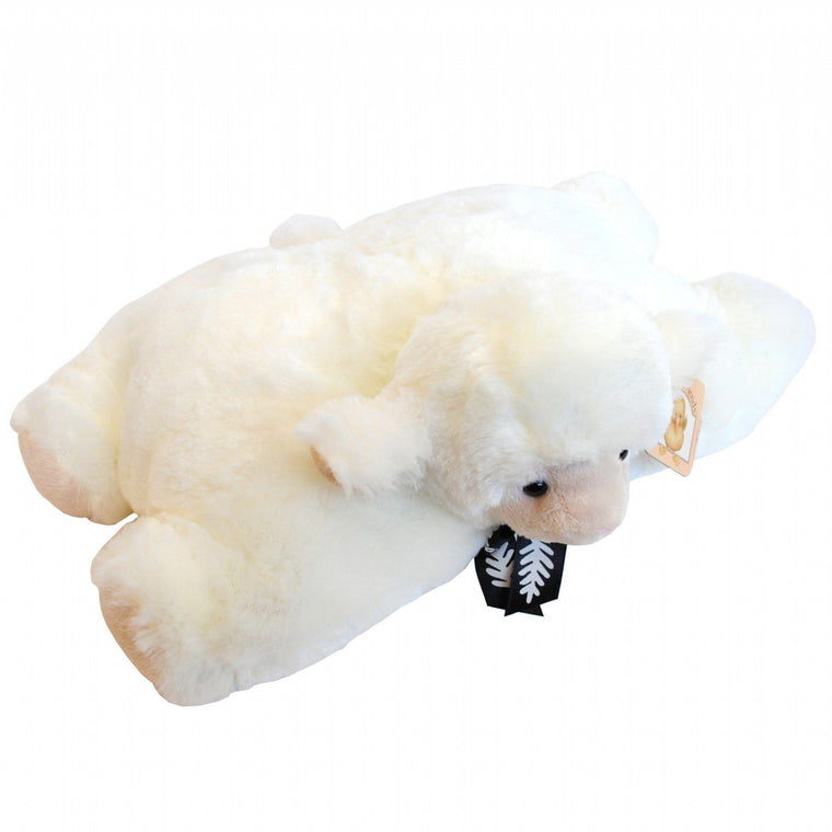 Sheep Pillow 22CM Black Bow