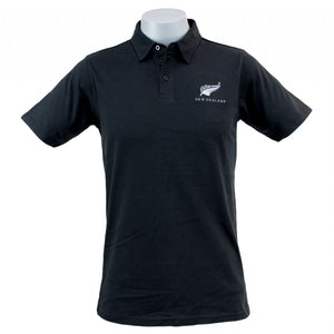 Load image into Gallery viewer, Stylised Fern Mens Polo Shirt - Global Culture
