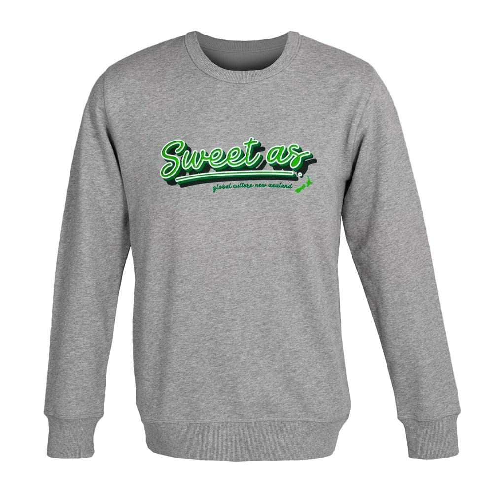 Sweet As Mens Sweatshirt - Global Culture