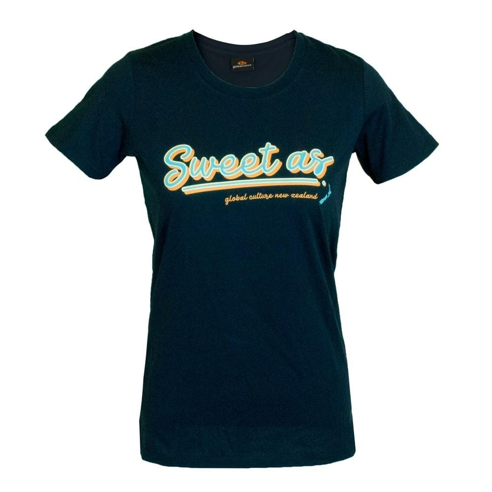 Sweet As Womens T-Shirt - Global Culture