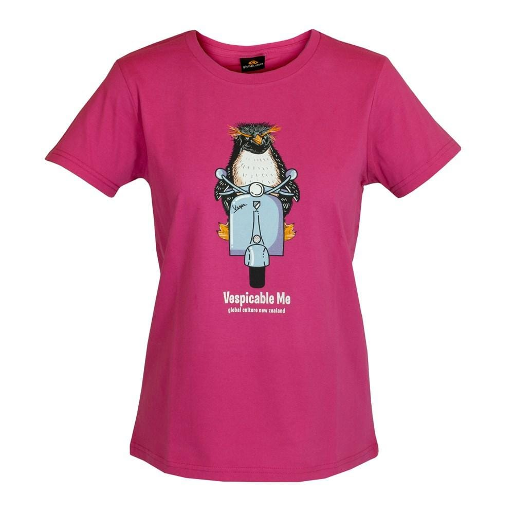 Vespicable Me Womens T-Shirt
