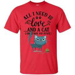 All You Need Is Love ... And A Cat (Or Two Or Five)