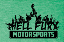 "Hell Fury Motorsports ""No Friends"" short sleeve"