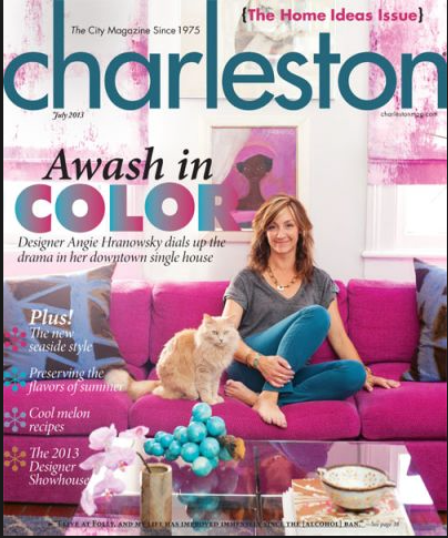 Charleston Magazine July 2013