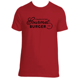 Charleston Gourmet Burger Company Classic Men's T-Shirt