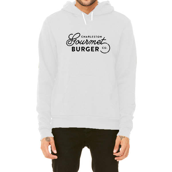 Charleston Gourmet Burger Company Pullover Hoodie