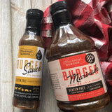 Grill Master Combo- The Ultimate Burger Marinade and Best Burger Sauce