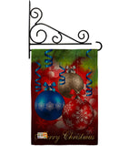 Ornaments - Christmas Winter Vertical Impressions Decorative Flags HG114083 Made In USA
