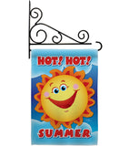 Hot Summer - Impressions Decorative Garden Flag G156055-BO