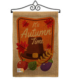 It's Autumn - Harvest & Autumn Fall Vertical Impressions Decorative Flags HG137087 Made In USA