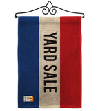 Yard Sale - Merchant Special Occasion Vertical Impressions Decorative Flags HG140801 Made In USA