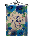 Royal Floral Mother's Day - Mother's Day Summer Vertical Impressions Decorative Flags HG137052 Made In USA