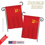 USSR - Nationality Flags of the World Vertical Impressions Decorative Flags HG140248 Printed In USA