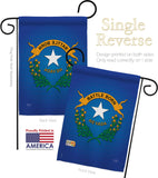 Nevada - States Americana Vertical Impressions Decorative Flags HG108100 Made In USA