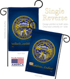 Nebraska - States Americana Vertical Impressions Decorative Flags HG108144 Made In USA