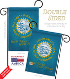 South Dakota - States Americana Vertical Impressions Decorative Flags HG108146 Made In USA