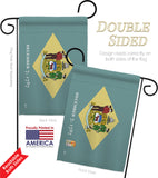 Delaware - States Americana Vertical Impressions Decorative Flags HG140508 Made In USA