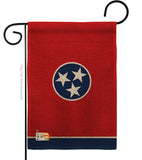 Tennessee - States Americana Vertical Impressions Decorative Flags HG140543 Made In USA