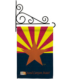 Arizona - States Americana Vertical Impressions Decorative Flags HG108079 Made In USA