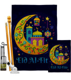 Festival of Breaking Fast - Faith & Religious Inspirational Vertical Impressions Decorative Flags HG192531 Made In USA