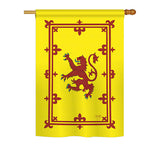 Rampart Lion - Nationality Flags of the World Vertical Impressions Decorative Flags HG108077 Printed In USA