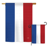 Netherlands Country - Nationality Flags of the World Vertical Impressions Decorative Flags HG108280 Printed In USA