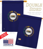 Kentucky - States Americana Vertical Impressions Decorative Flags HG140518 Made In USA