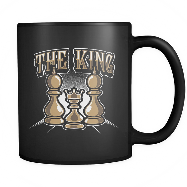 The King Chess Mug - Trendsy Tees