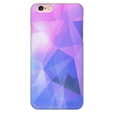 Blue Pink Geometric Phone Case - Trendsy Tees