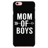 Mom of Boys iPhone Case - Trendsy Tees