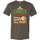 Cinco de Mayo All Day & All Night - Trendsy Tees