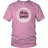 Nasty Woman Floral T-Shirt - Trendsy Tees