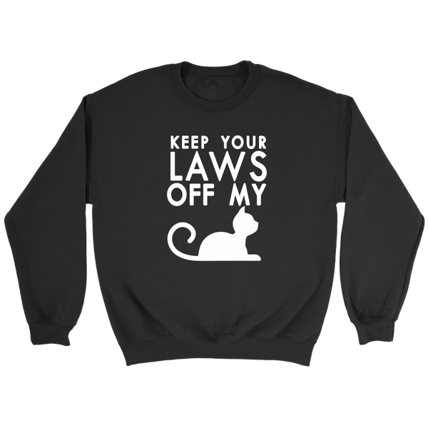 Keep Your Laws Off My Pussy - Trendsy Tees