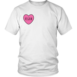 Vegan Love T-Shirt - Trendsy Tees
