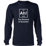 Ah! The Element of Surprise - Trendsy Tees